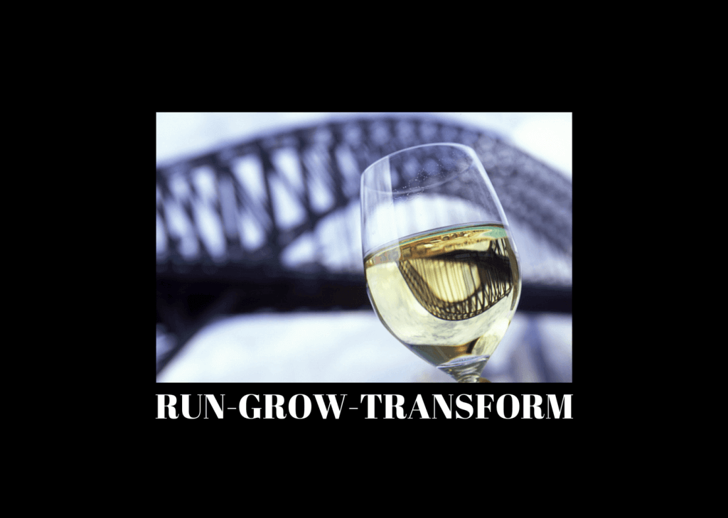 Run-Grow-Transform the Restaurant