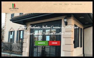 La Tosca website