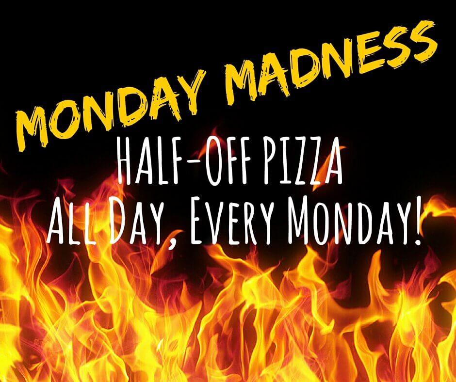 monday madness deal