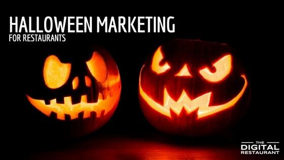 halloween marketing for restaurants