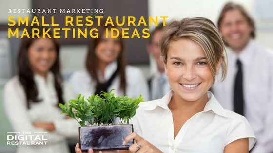 small restaurant marketing idea