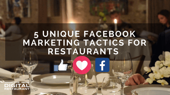 5 unique Facebook marketing tactics