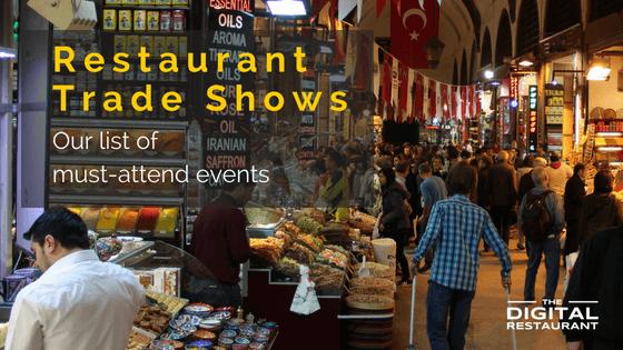 Restaurant Trade Shows