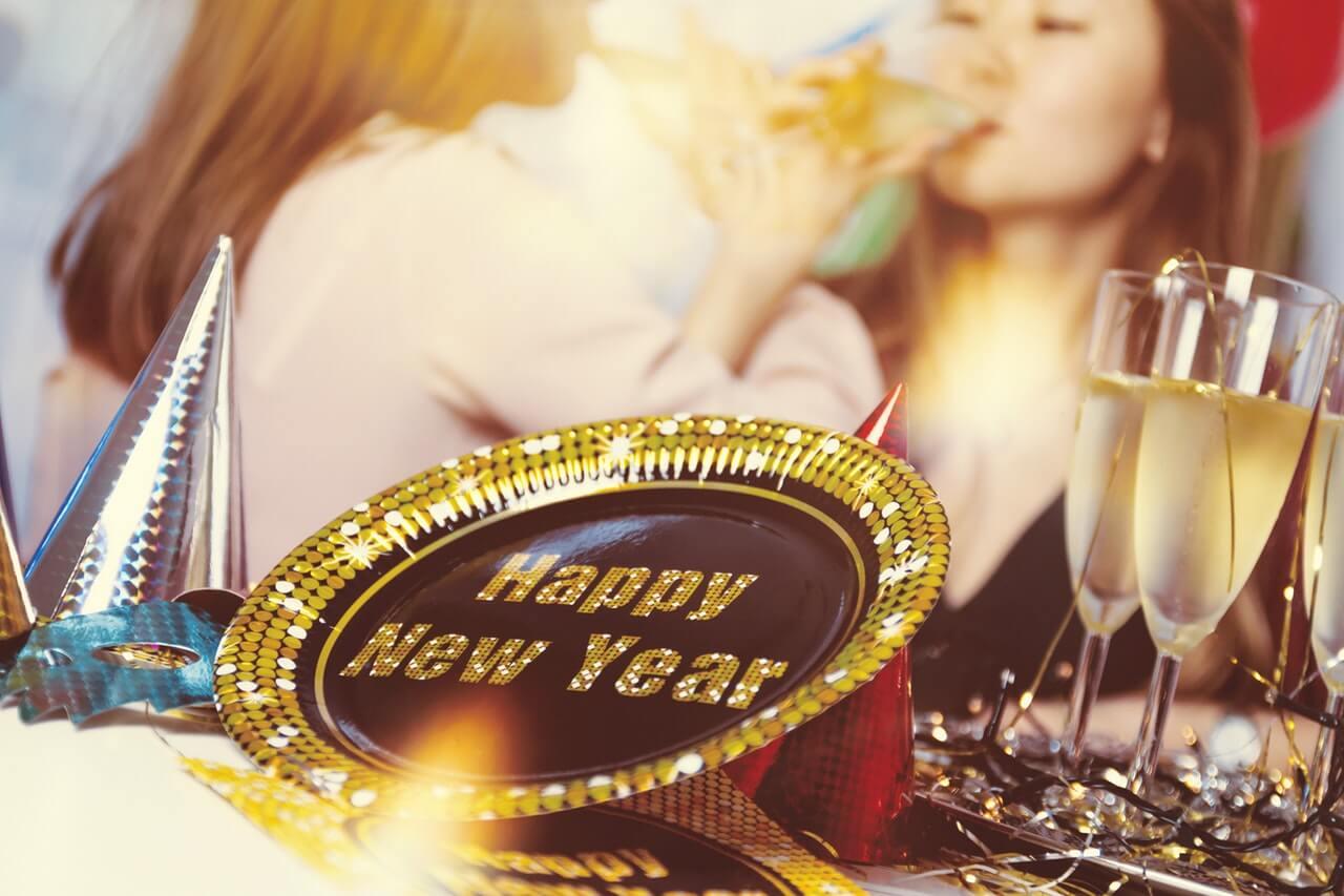 New Year Restaurant Marketing