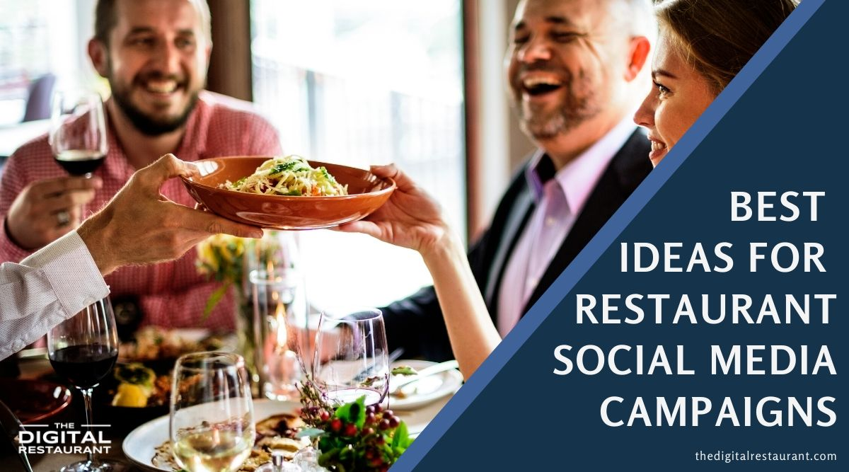 best ideas restaurant social media campaigns