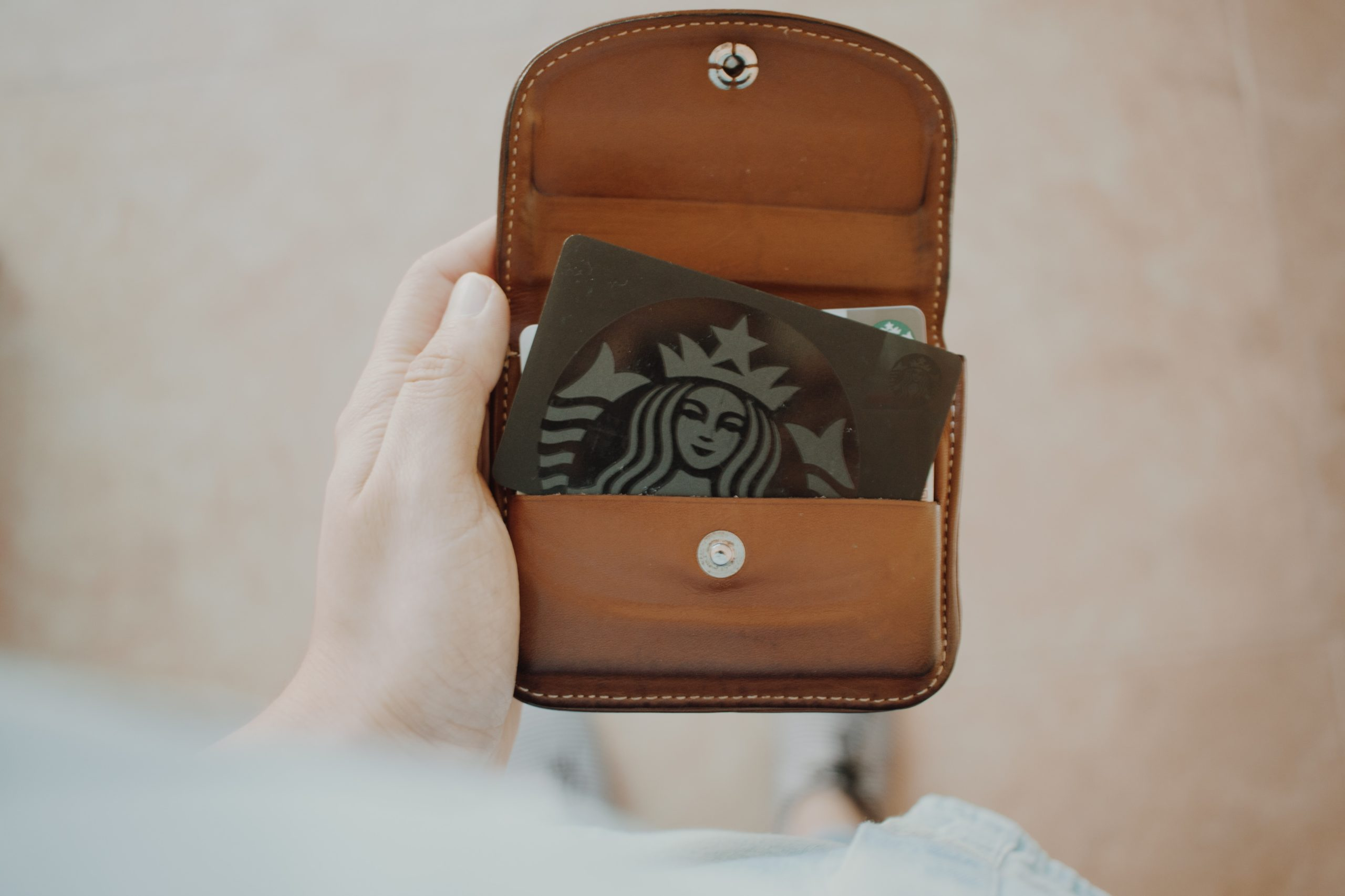 Starbucks Loyalty rewards